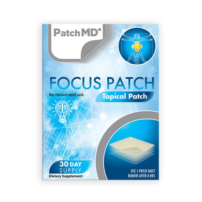 パッチMD・フォーカス PLUS(30パッチ入り・30日分)