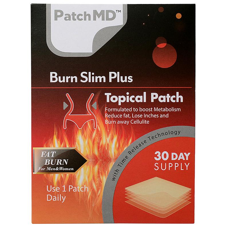 パッチMD・バーンスリム Plus(30パッチ入り・30日分)