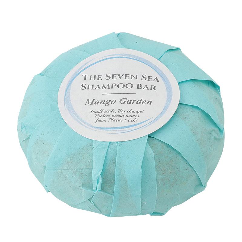 セブンシーズ・シャンプーバー マンゴーガーデン(2.5〜3ヶ月分)The Seven Seas Shampoo Bar