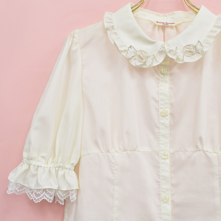 CANDYブラウス (CANDY blouse)