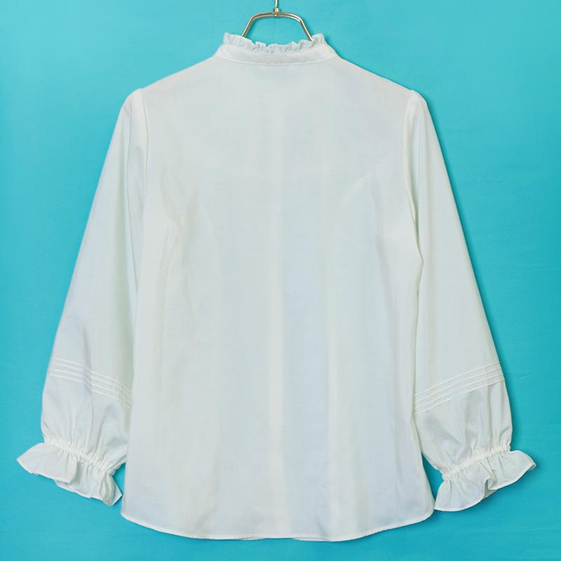 ヨークギャザーブラウス (Yoke gather blouse)