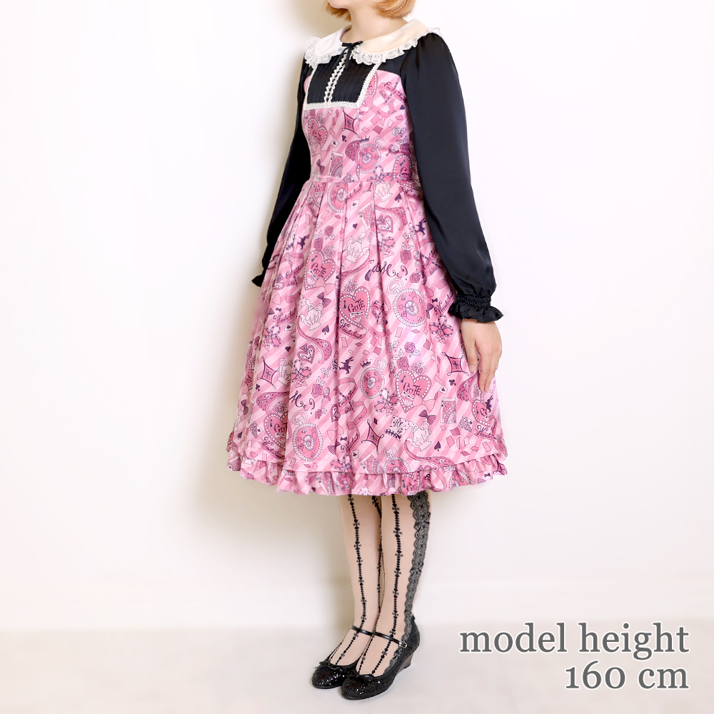 【 Reservation 】Wake up Alice ワンピース(Wake up Alice dress)