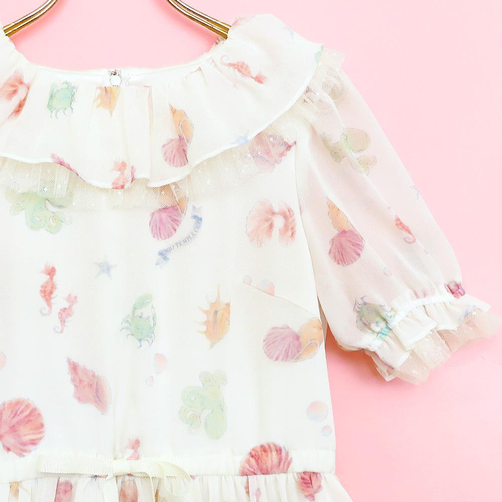 Mystical Seaワンピース (Mystical Sea dress)