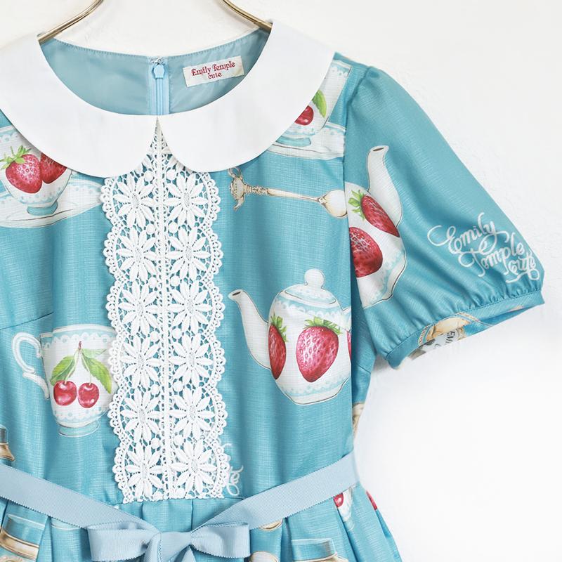 Dessert cup ワンピース(Dessert cup dress)