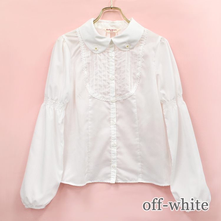 Brooksブラウス(Brooks blouse)