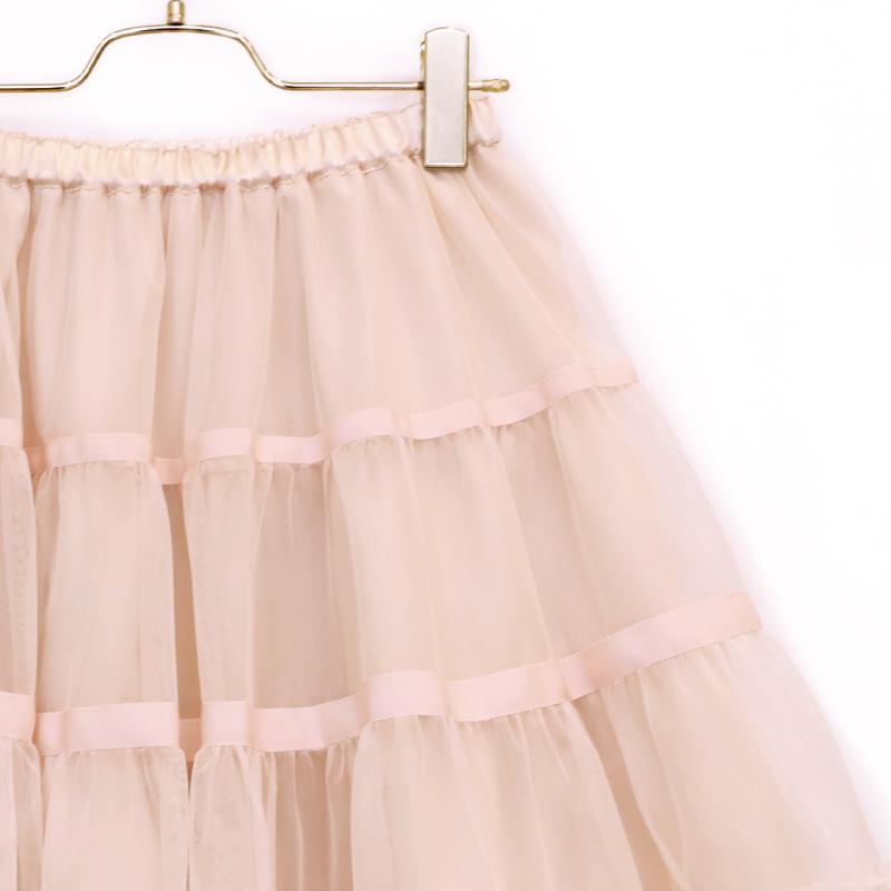 シャイニーペチコート (shiny petticoat)