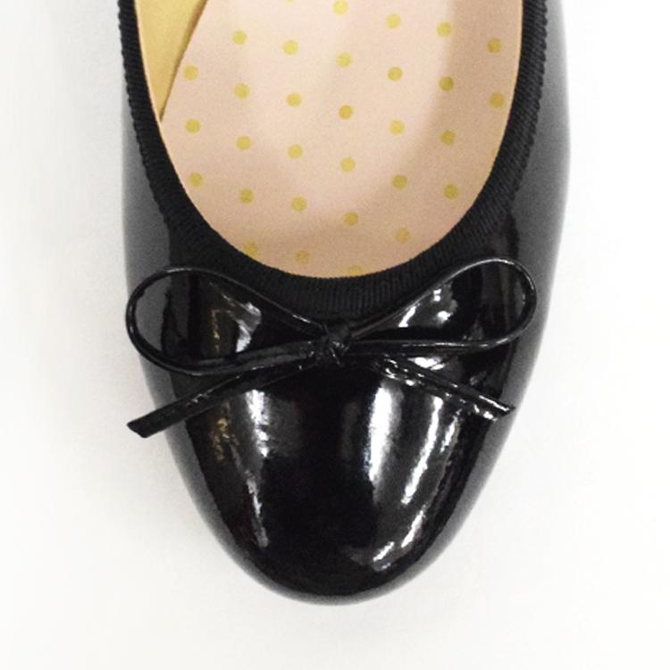 エナメルバレエシューズ (Enamel ballet Shoes)