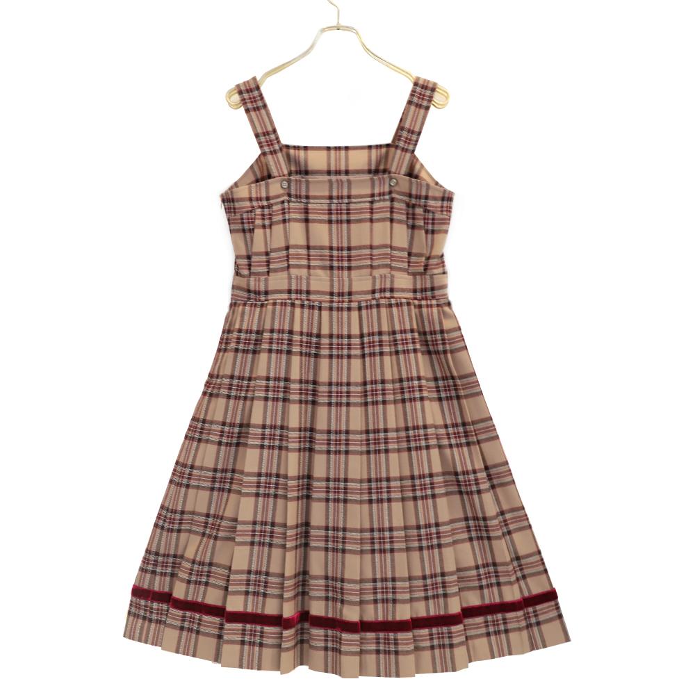アデール ノースリーブワンピース(Adèle sleeveless dress)