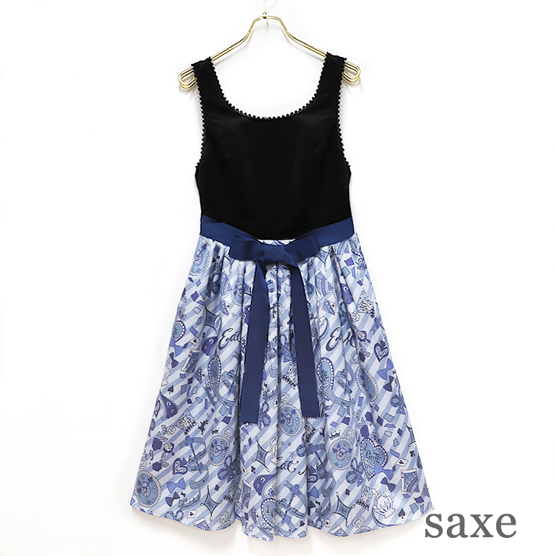 Wake up Alice ノースリーブワンピース(Wake up Alice sleeveless dress)