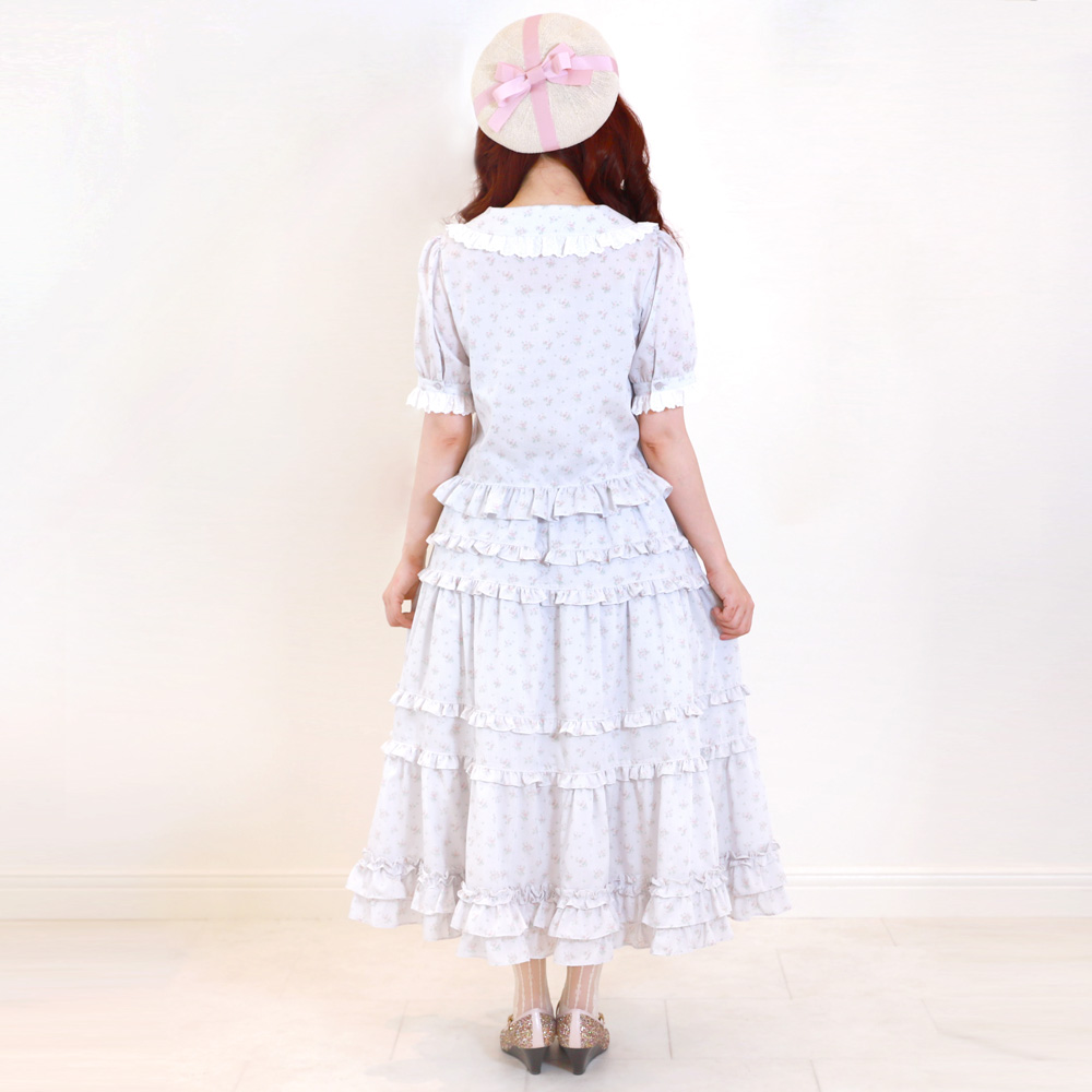 flower chambre ブラウス (flower chambre blouse)