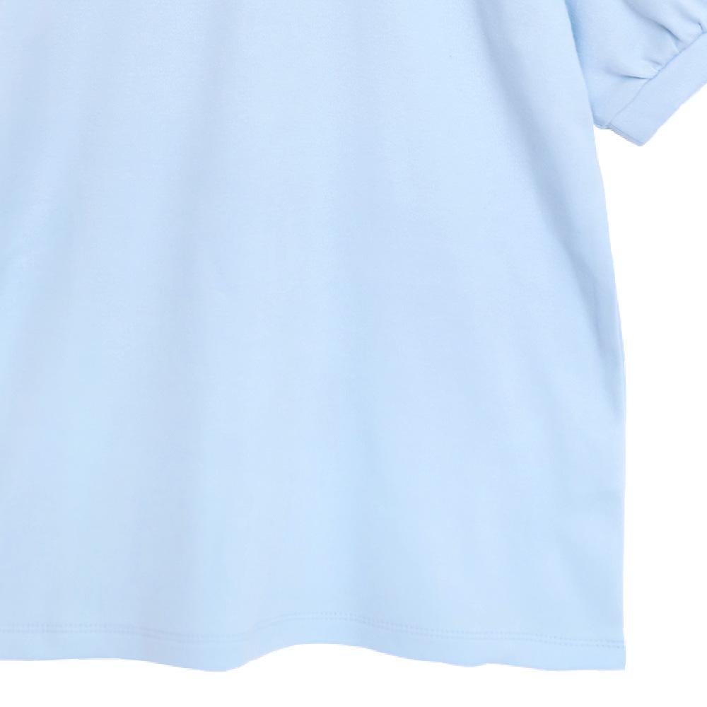フリルカラーカットソー (Frill Collar Cut&Sewn)