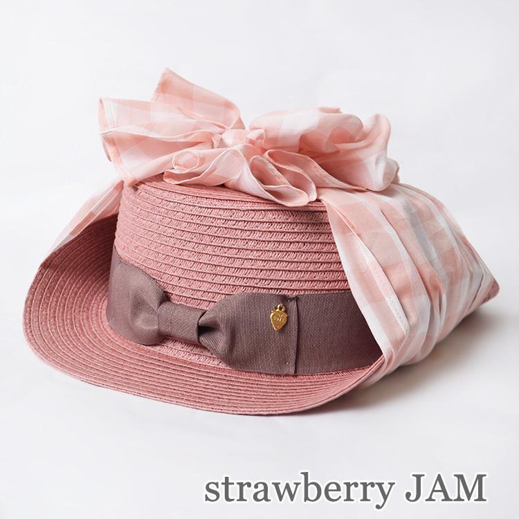 ピクニックカンカン帽(Picnic hat)
