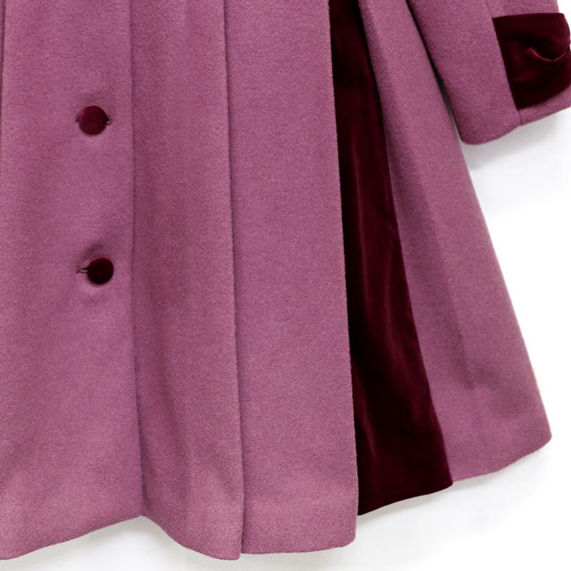 プリーツコート(Pleats coat)