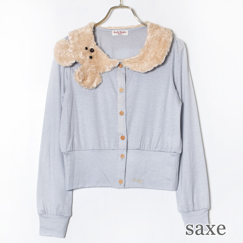 【SALE】Shelly'sカーディガン(Shelly's cardigan)