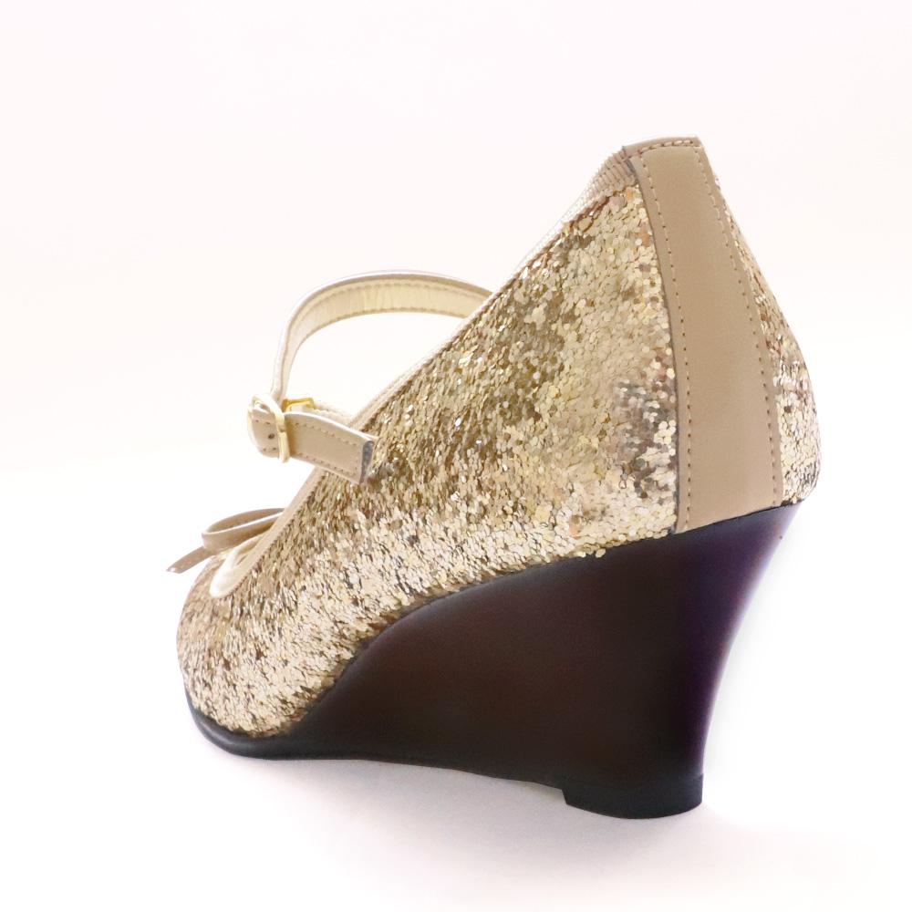 グリッターバレエシューズ (Glitter ballet Shoes)