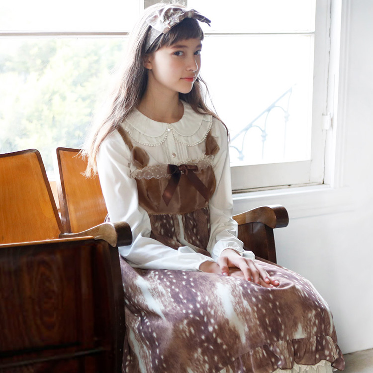 Funny Fawnワンピース(Funny Fawn dress)