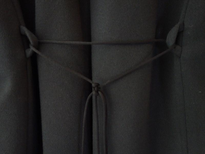Jens COMPOSITION イェンス コンポジション/ コットンアムンゼンジャケット/ ブラック