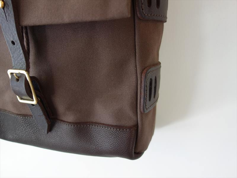 SEIL MARSCHALL サイルマーシャル/ Mini Reporter Bag/ ブラウン