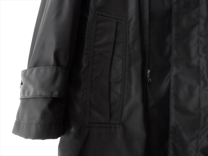 HAVERSACK ハバーサック/ ソロテックス3wayコート/ ブラック