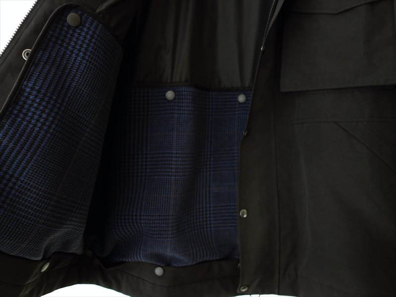EEL Products イールプロダクツ/ ビーグルジャケット/ ブラック