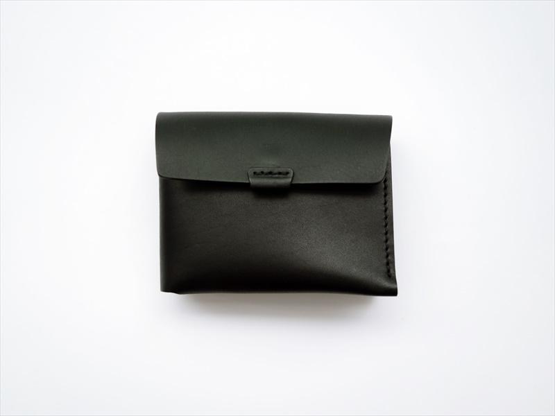 .URUKUST ウルクスト/ STW-03 Bifold Wallet/ ブラック