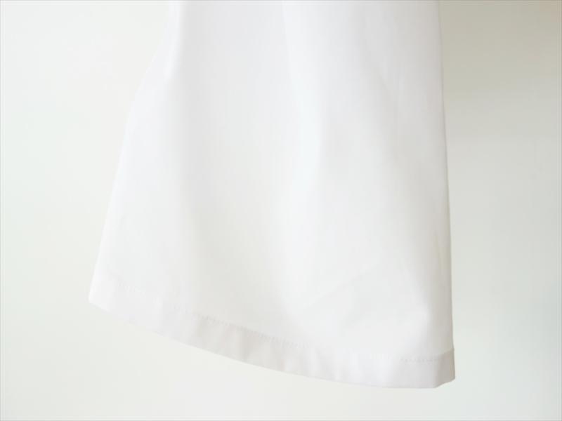 KIMURA キムラ/ 20needles/CUBA shirt LS/ ホワイト