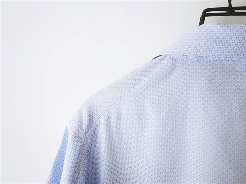 KIMURA キムラ/ shirt like knit polo/ ドビー(MONTI)
