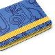 NUOVA 500 グラフィック カードケース(ブルー)