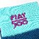 NUOVA 500 ソックス(ブルー)(サイズ37-40)