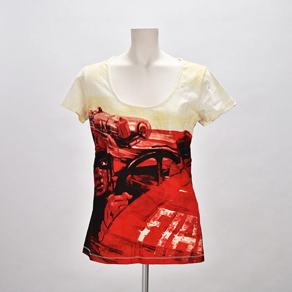 Mefistofele グラフィック Tシャツ(レディース)(Sサイズ)