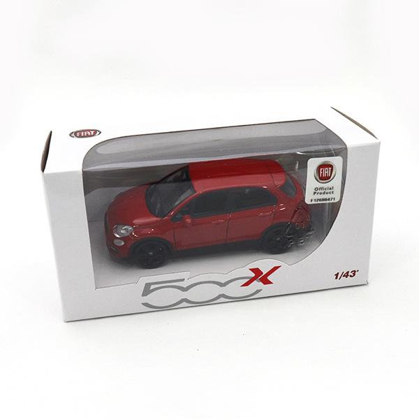 500X(レッド)(1/43サイズ)