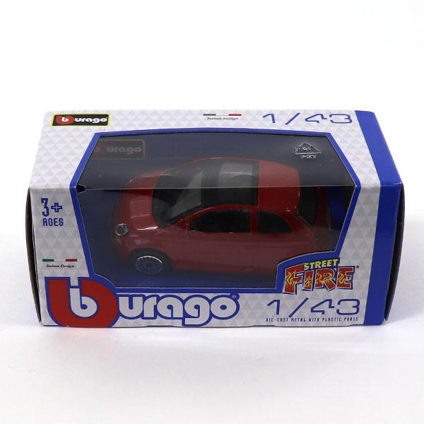 500(2007年)(1/43サイズ)