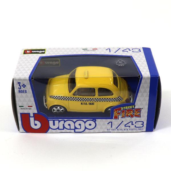 500 TAXI(1/43サイズ)
