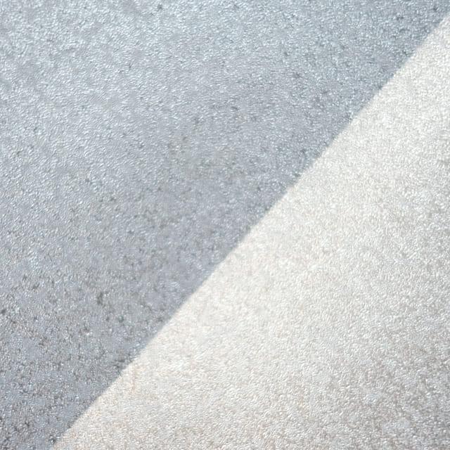 有田焼 結晶半銀塗り 22cm丸プレート