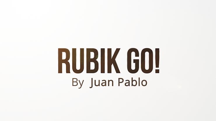 ルービック・ゴー(キューブの瞬間移動)