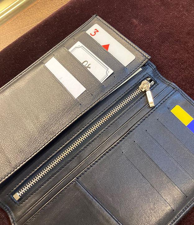 財布に入るロ〜ングカード