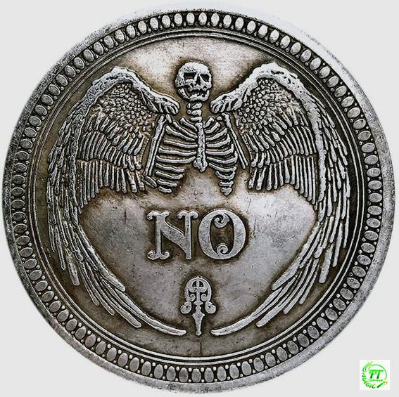 マグネット・コイン<YES/NOコイン>