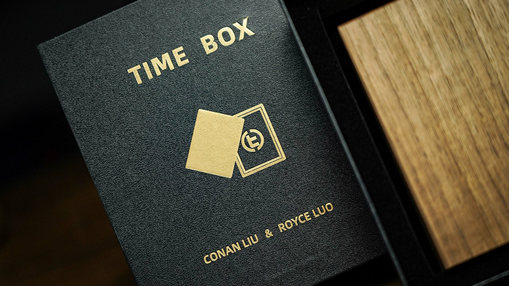 タイムBOX(時を操り:出現・消失・変化)
