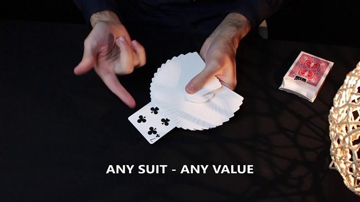イマジネーションデック(選ばれたカードは唯一の予言のカード)