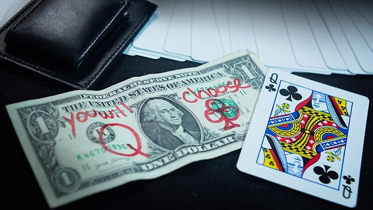 ノーチョイス・ワレット(選ばれるカードをズバリ予言)