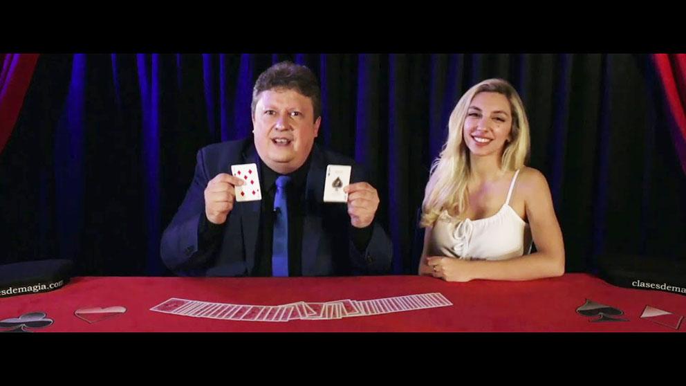 ビート・ザ・デビル(観客の直感でカードを見つける)