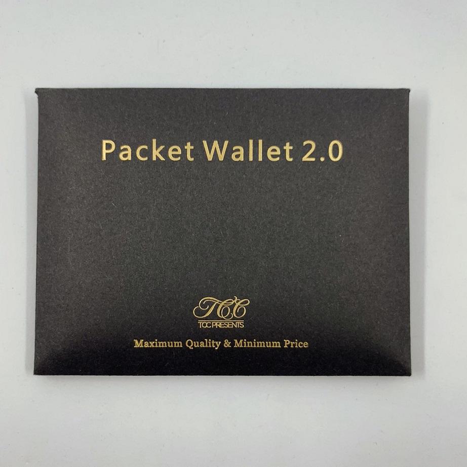 パケット・ワレット2.0(合成皮革製)