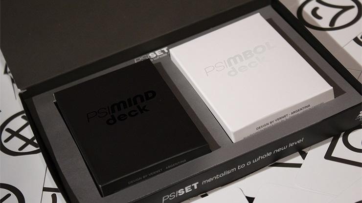 PSIセット(PSIシンボル+PSIマインドデックセット)