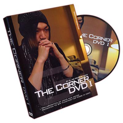DVD:ザ・コーナー(即興ビジュアルマジック16種)