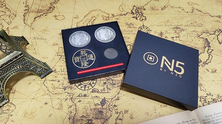 N5 コインセット(コインの瞬間入れ替わり最新版)