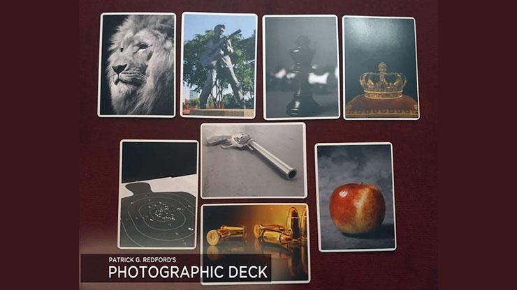 フォトグラフィック・デック・プロジェクト(54枚の写真が54枚のカードに匹敵)