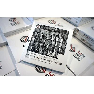 DVD:EMC2012(DVD8枚セット)