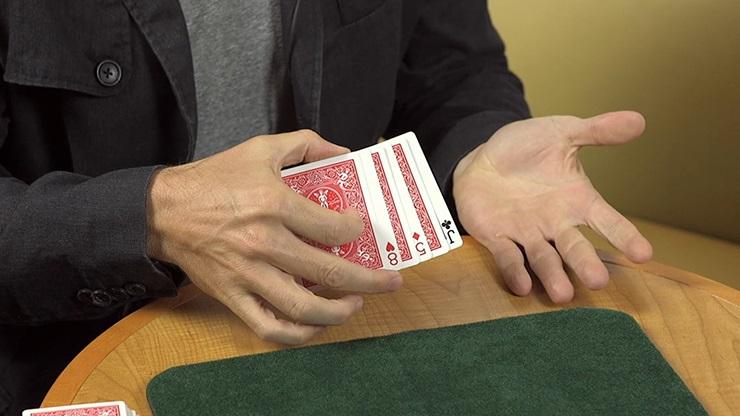 ミックスプリディクション(予言とカード変化)