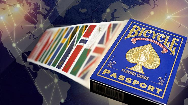 パスポート・プロジェクト(国旗の新レインボーデック)