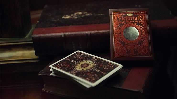 ビクトリアン・ルーム・プレイングカード